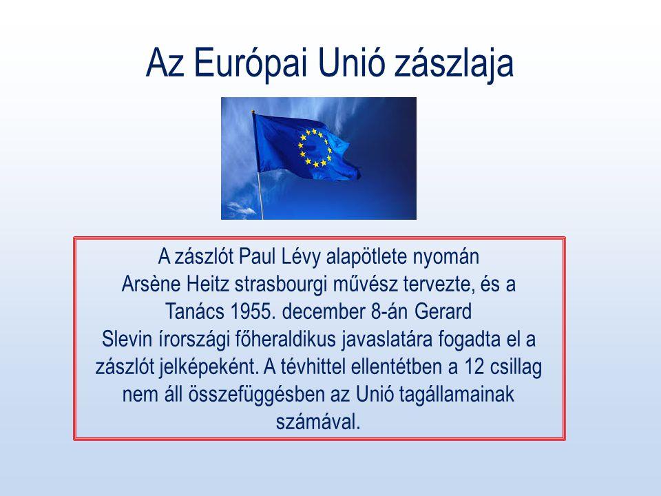 Az Európai Unió zászlaja