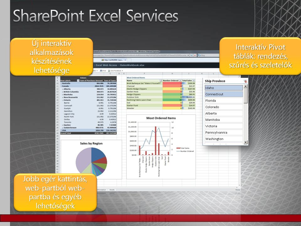 SharePoint Excel Services