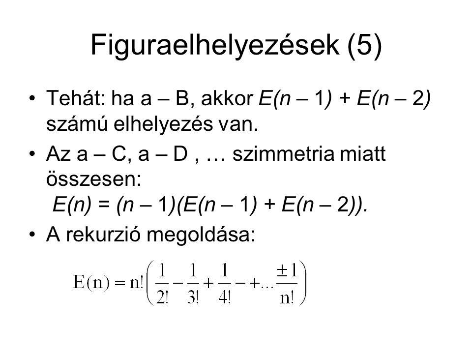 Figuraelhelyezések (5)