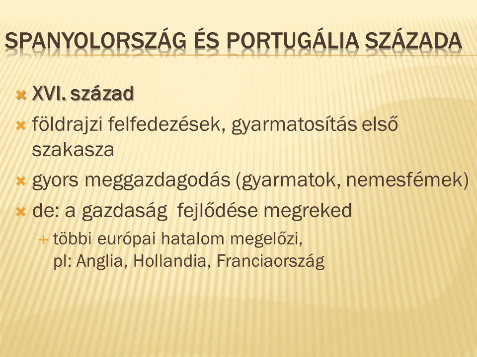 Spanyolország és Portugália százada