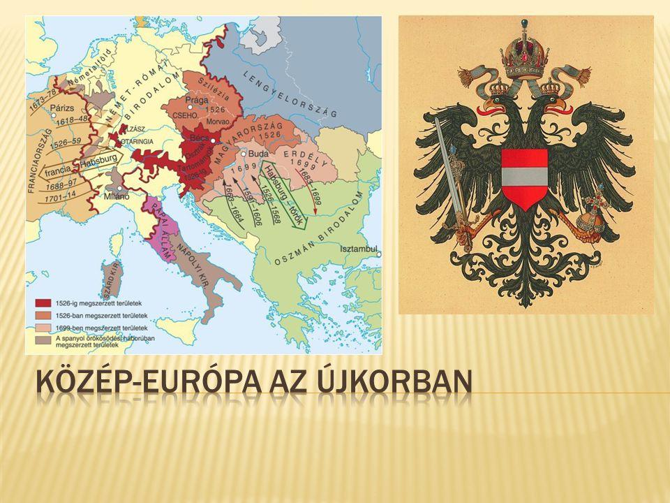 Közép-Európa az újkorban
