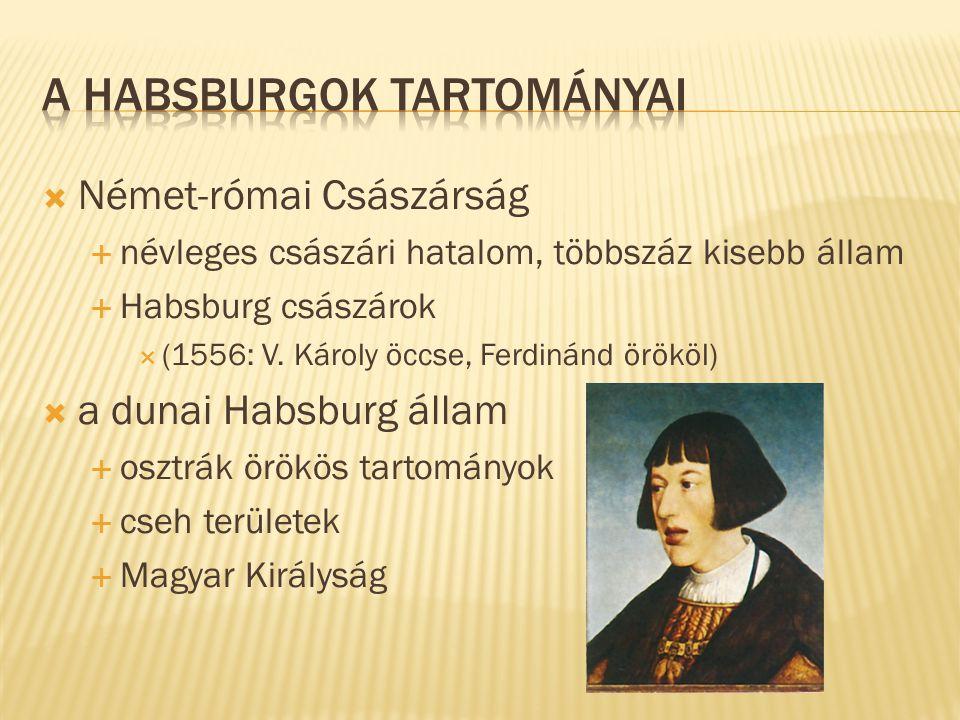 A Habsburgok tartományai