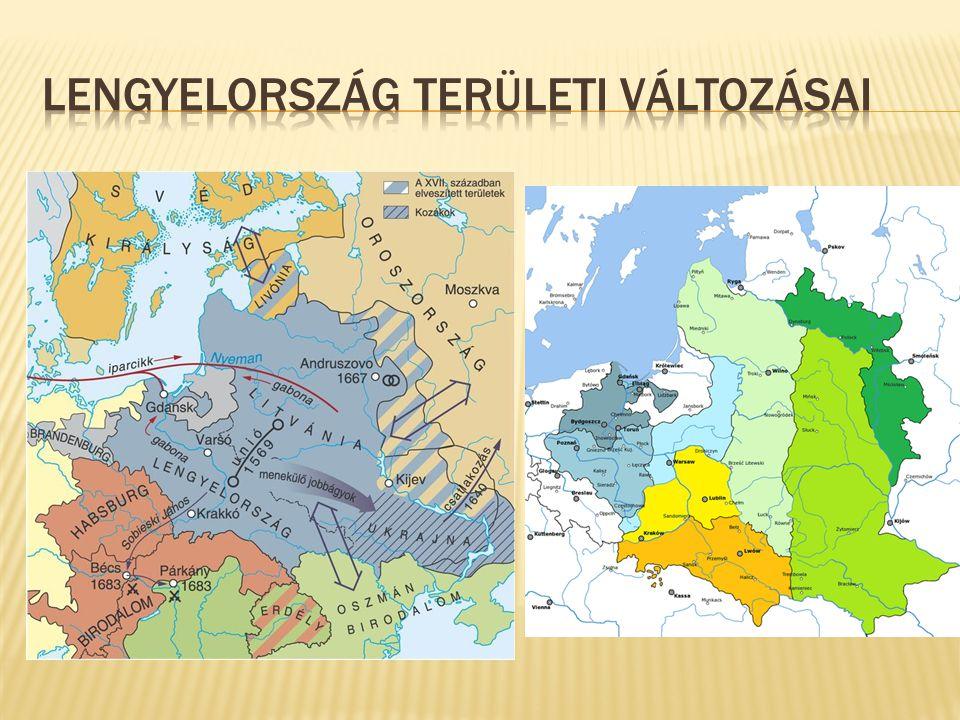 Lengyelország területi változásai