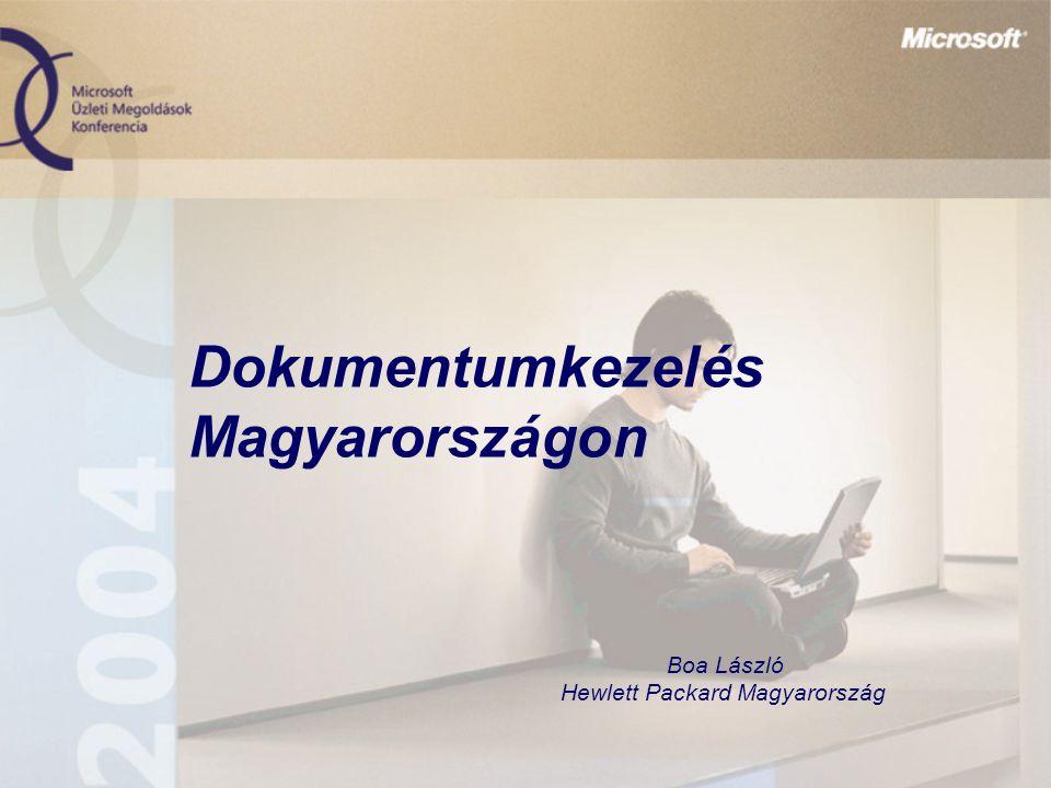 Dokumentumkezelés Magyarországon