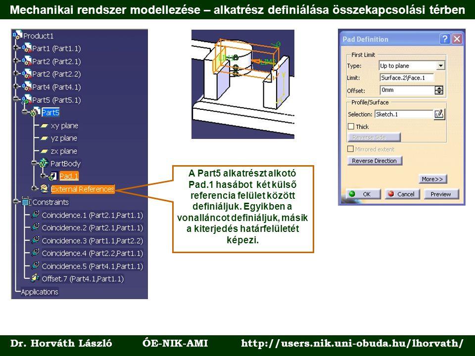 Dr. Horváth László ÓE-NIK-AMI http://users.nik.uni-obuda.hu/lhorvath/