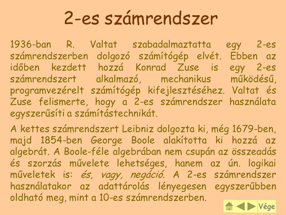 2-es számrendszer