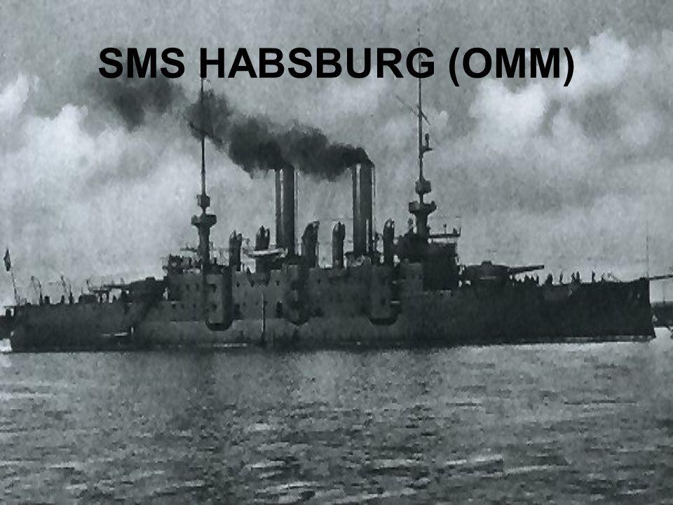 SMS HABSBURG (OMM)