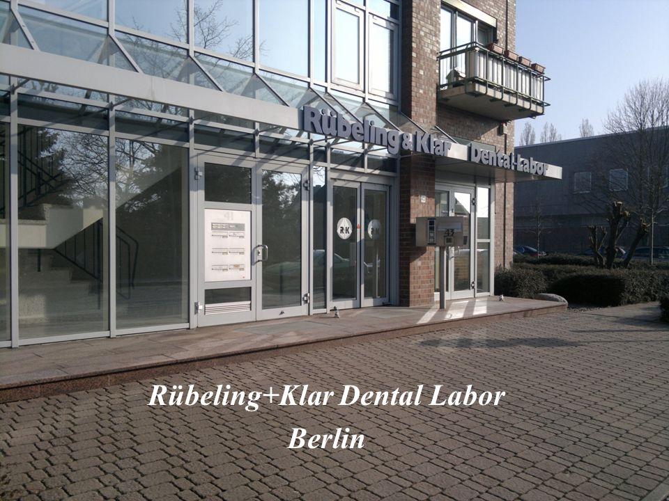 Rübeling+Klar Dental Labor Berlin