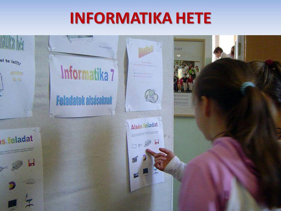 Informatika hete