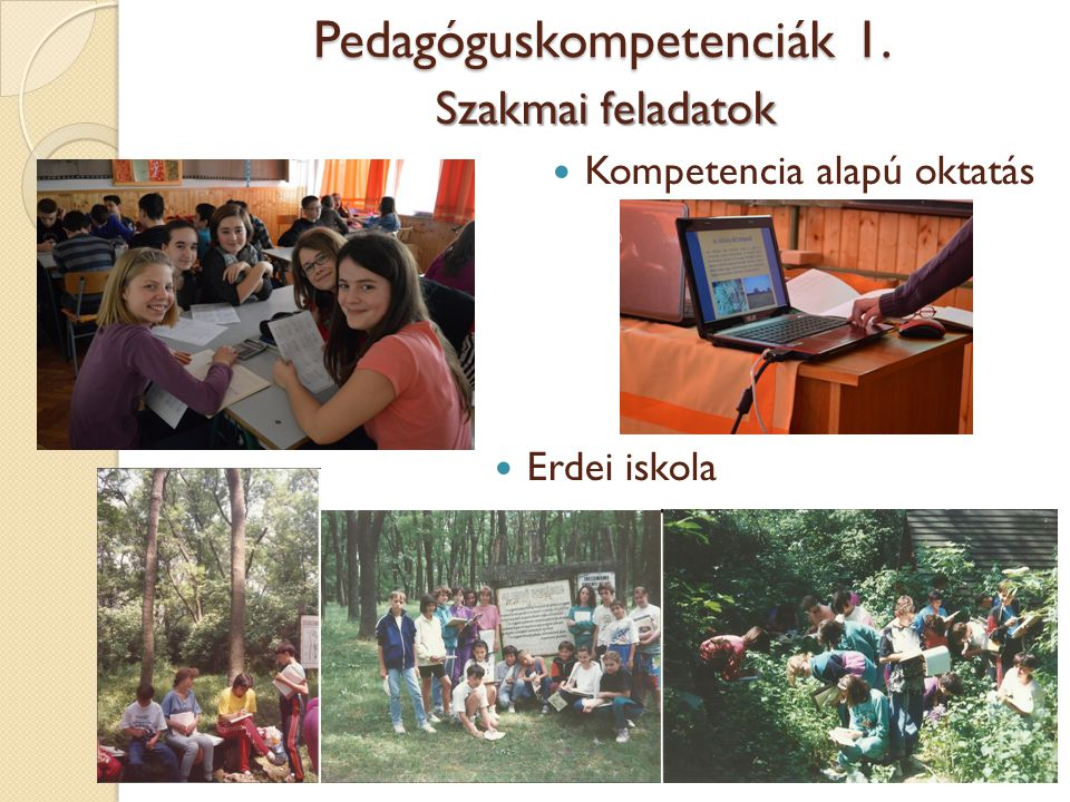 Pedagóguskompetenciák 1.