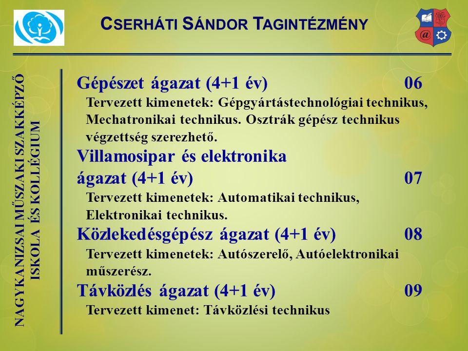 Cserháti Sándor Tagintézmény