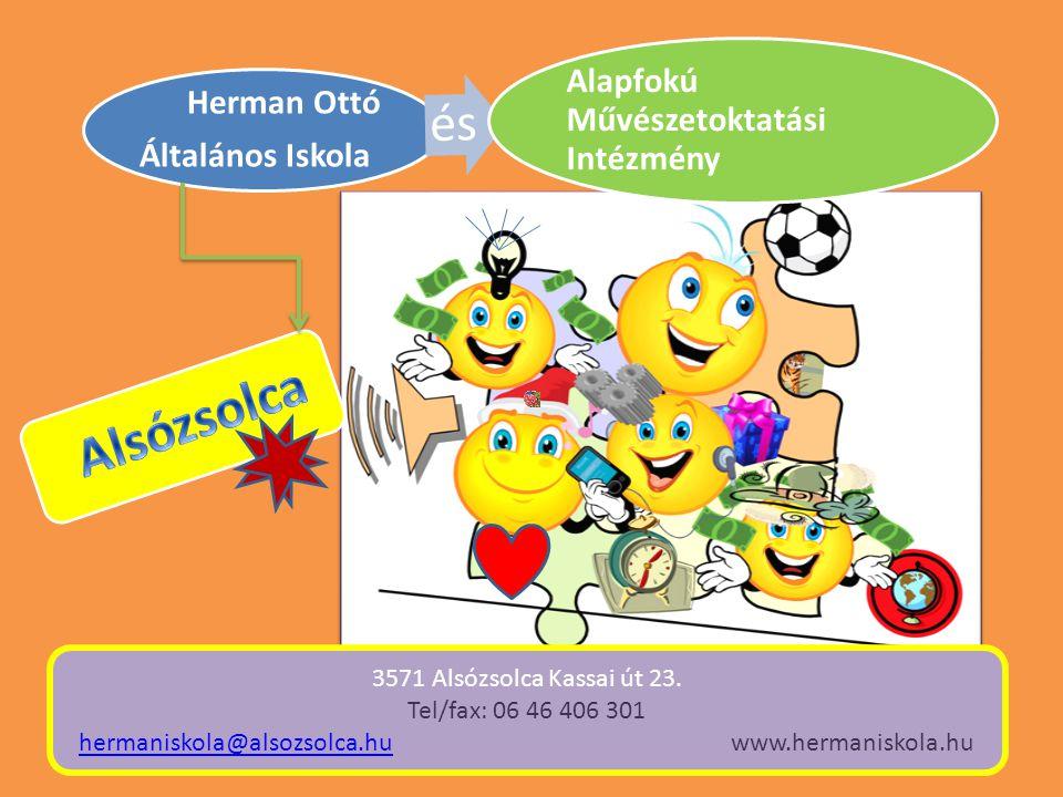 hermaniskola@alsozsolca.hu www.hermaniskola.hu
