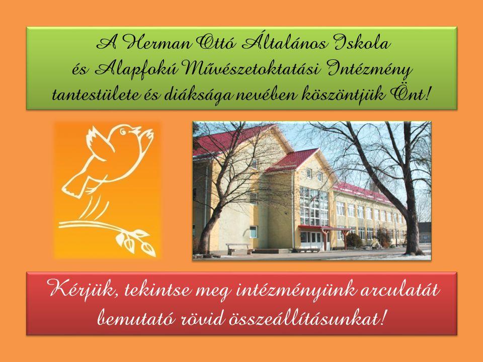 A Herman Ottó Általános Iskola