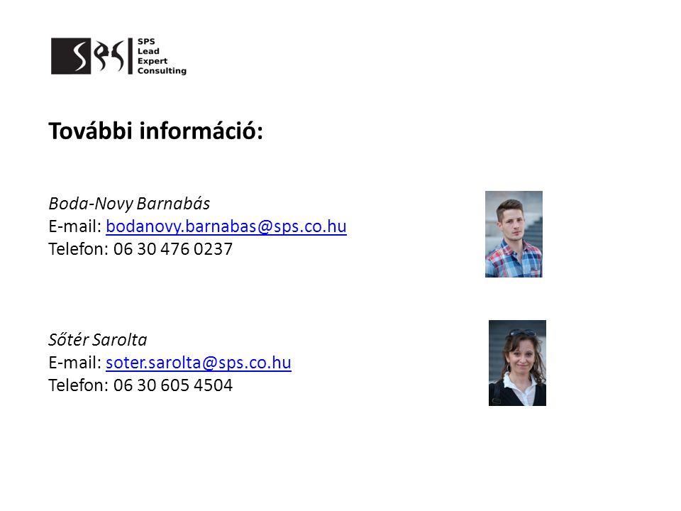 További információ: Boda-Novy Barnabás