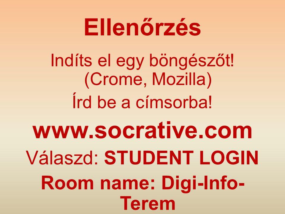 Room name: Digi-Info-Terem