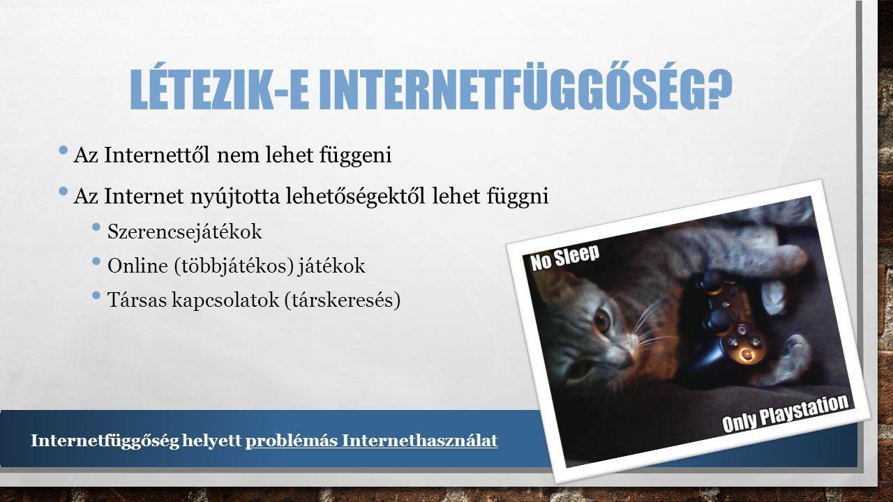 Létezik-e Internetfüggőség