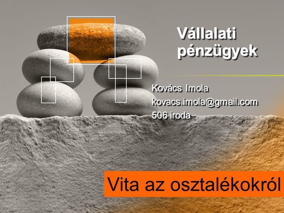 Kovács Imola kovacs.imola@gmail.com 506 iroda