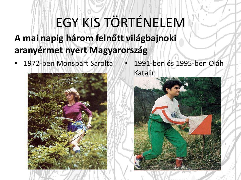 EGY KIS TÖRTÉNELEM A mai napig három felnőtt világbajnoki aranyérmet nyert Magyarország. 1972-ben Monspart Sarolta.