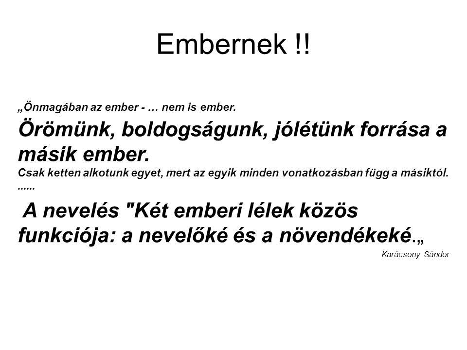 Embernek !!