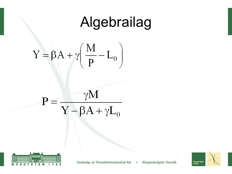 Algebrailag