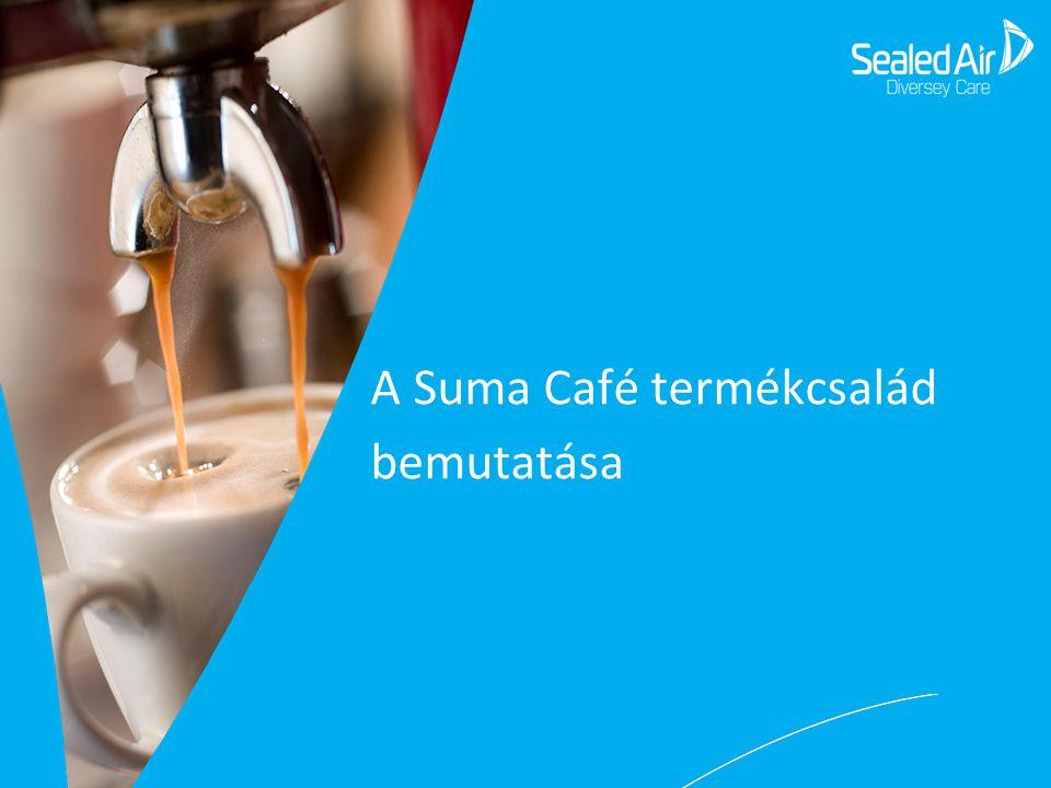 A Suma Café termékcsalád