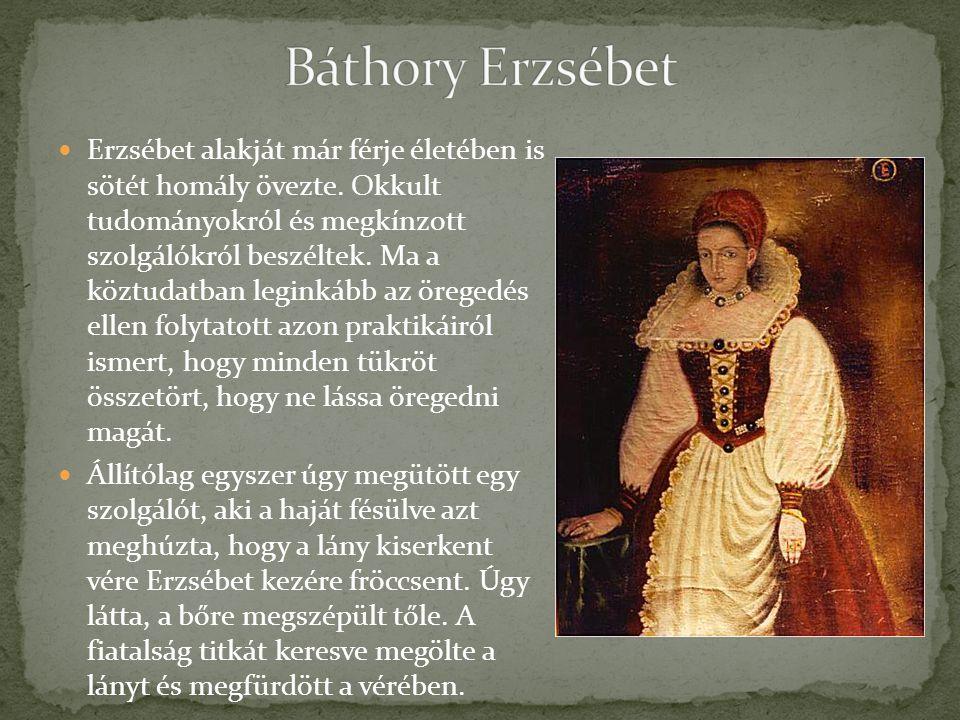 Báthory Erzsébet