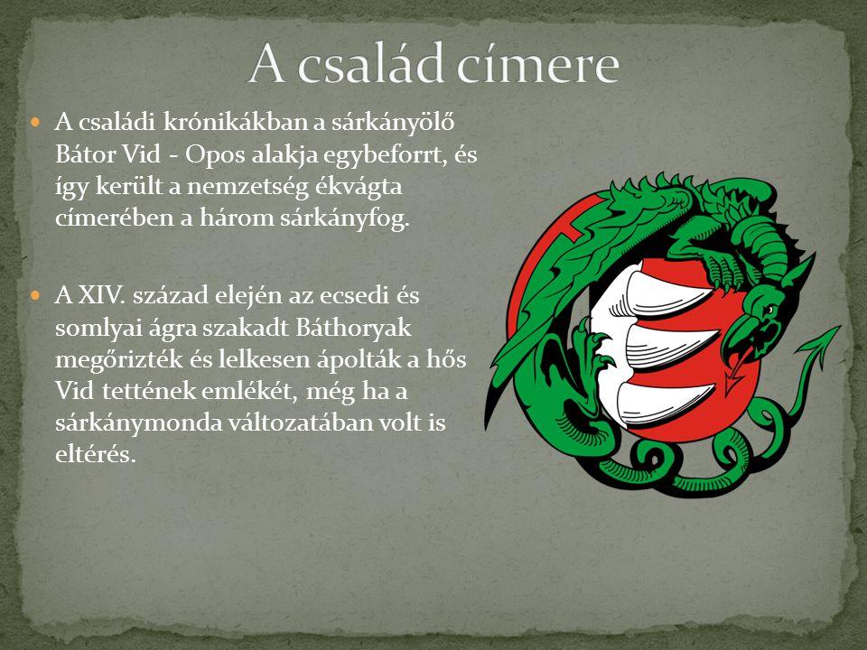 A család címere