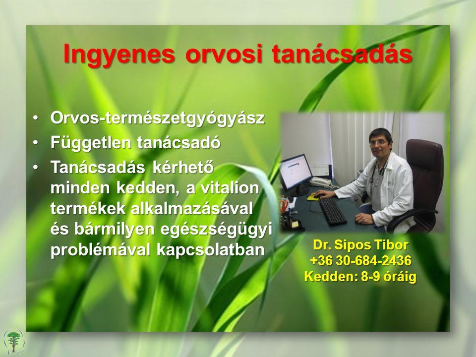 Ingyenes orvosi tanácsadás