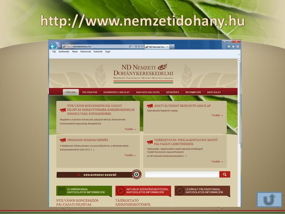 http://www.nemzetidohany.hu