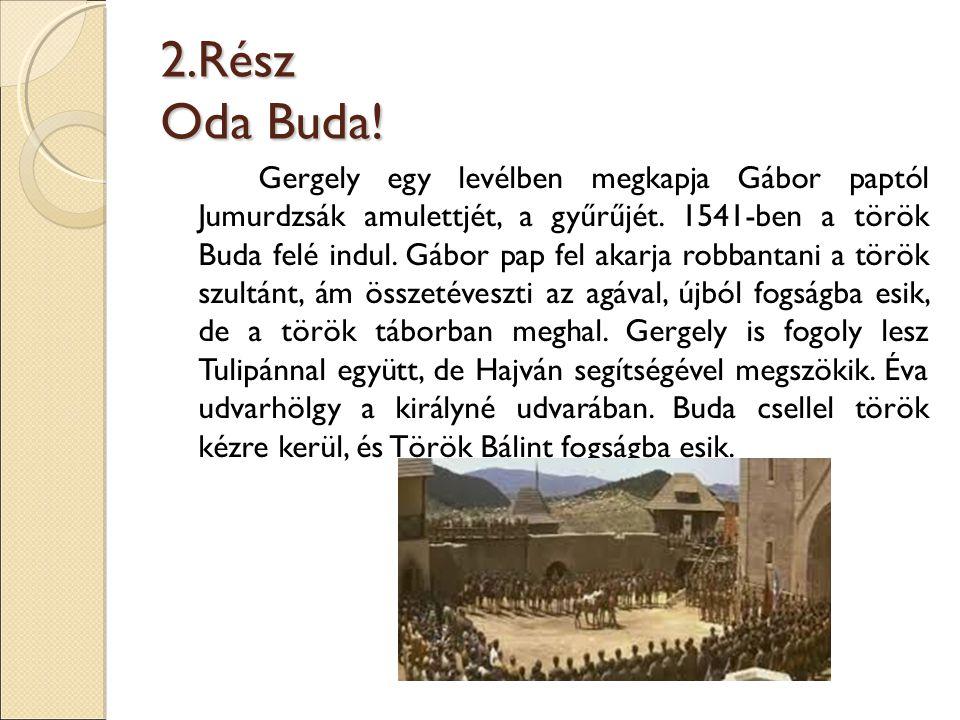 2.Rész Oda Buda!