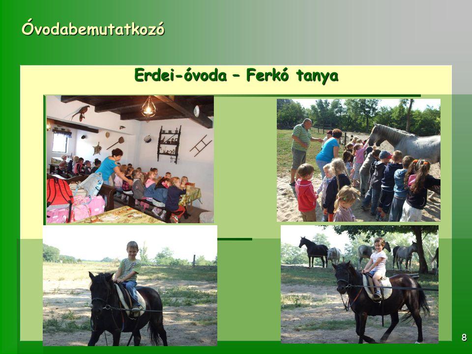 Erdei-óvoda – Ferkó tanya