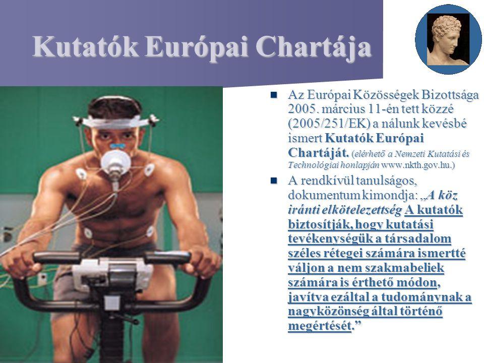 Kutatók Európai Chartája