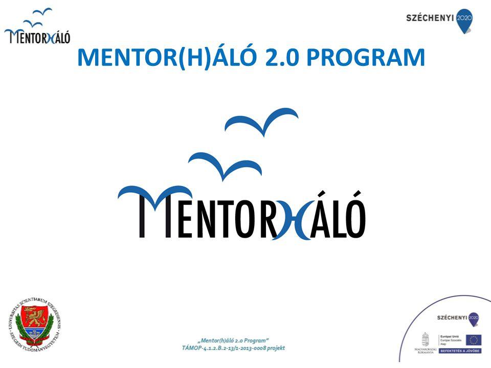 MENTOR(H)ÁLÓ 2.0 PROGRAM