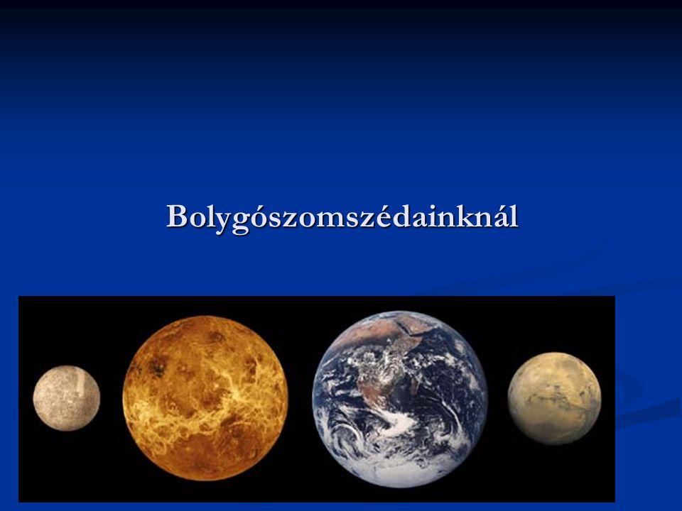 Bolygószomszédainknál