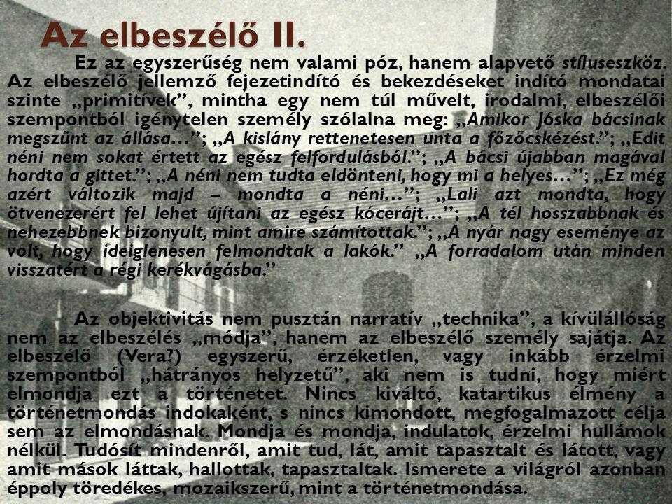 Az elbeszélő II.