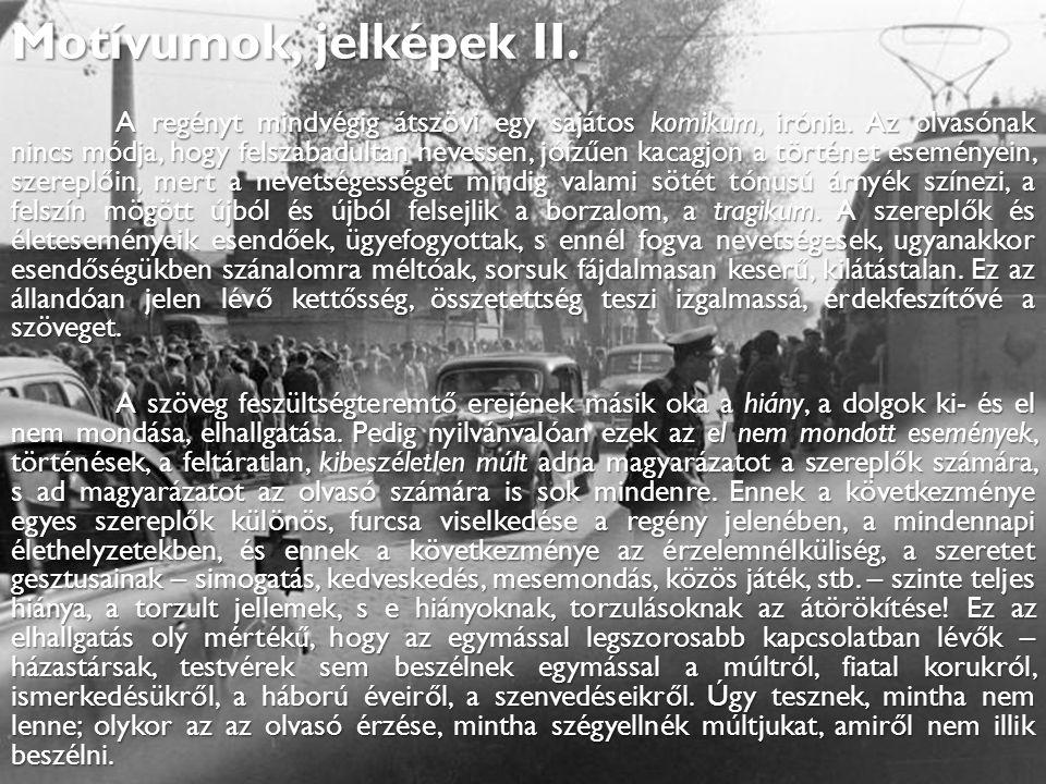 Motívumok, jelképek II.