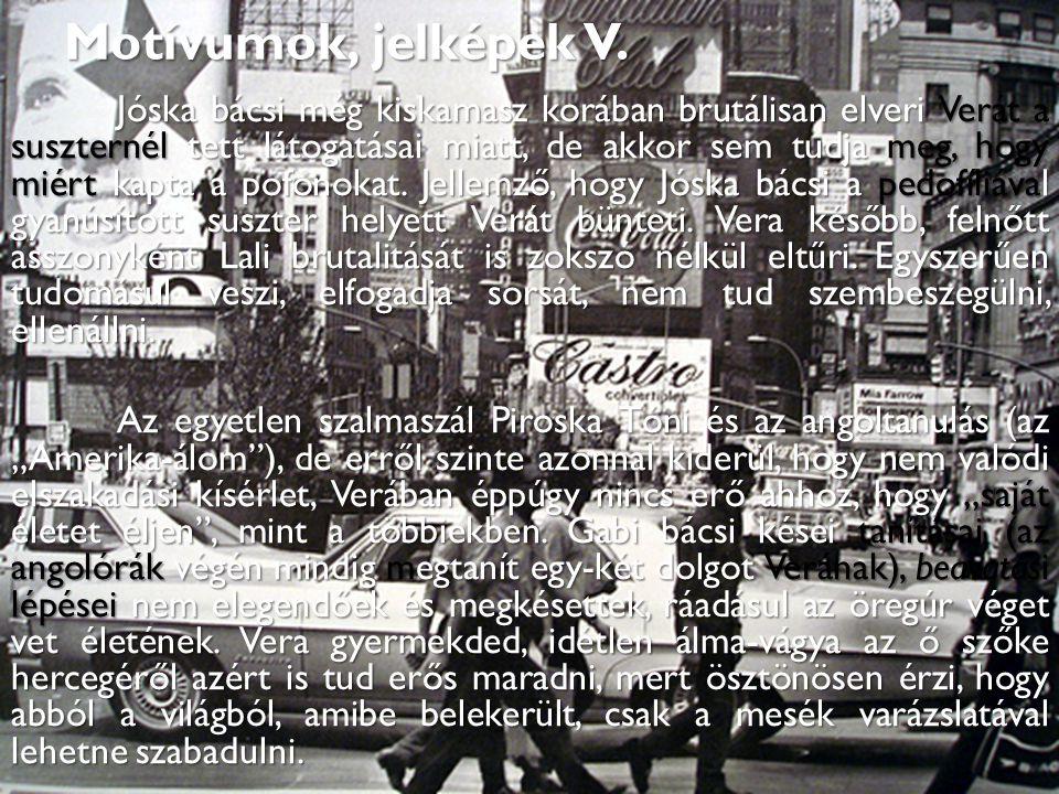 Motívumok, jelképek V.
