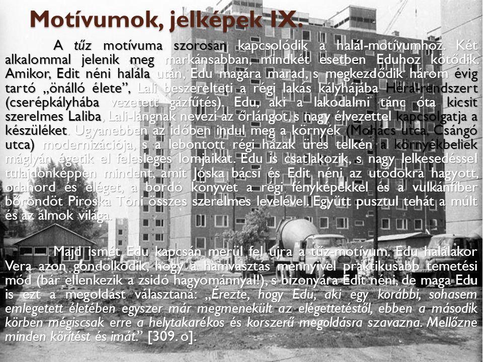 Motívumok, jelképek IX.
