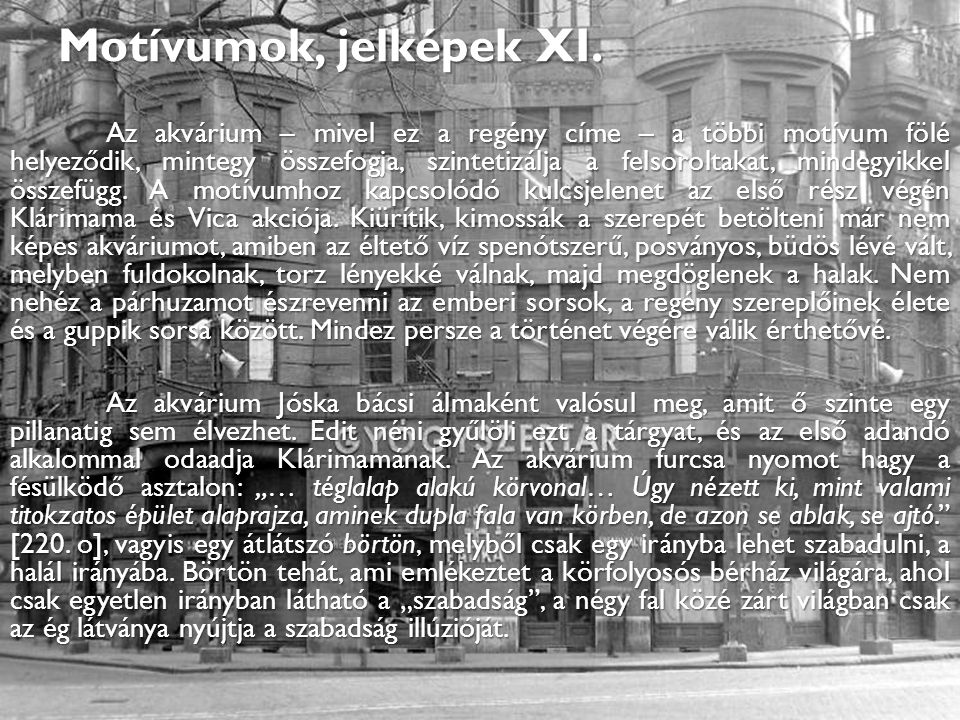 Motívumok, jelképek XI.