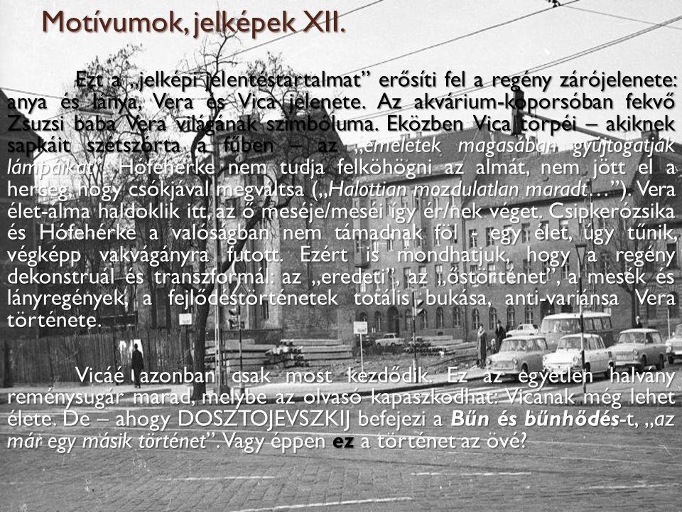 Motívumok, jelképek XII.