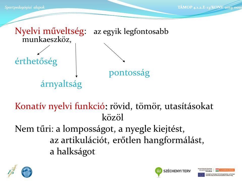 Nyelvi műveltség: az egyik legfontosabb munkaeszköz, érthetőség