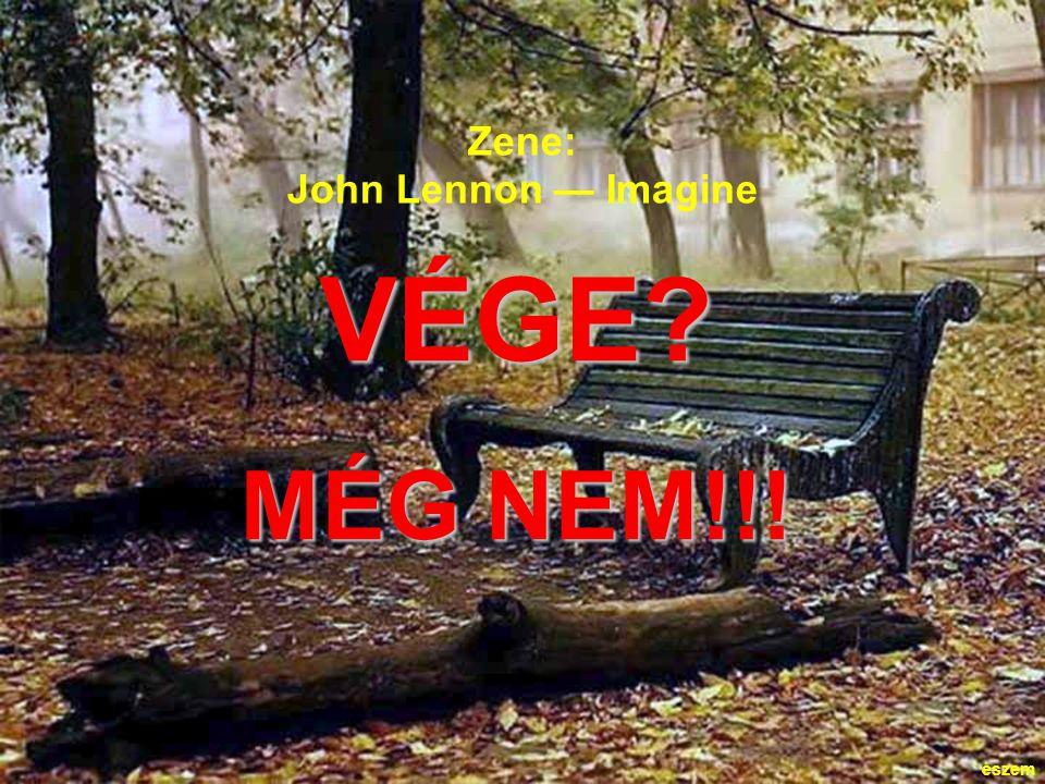 Zene: John Lennon — Imagine