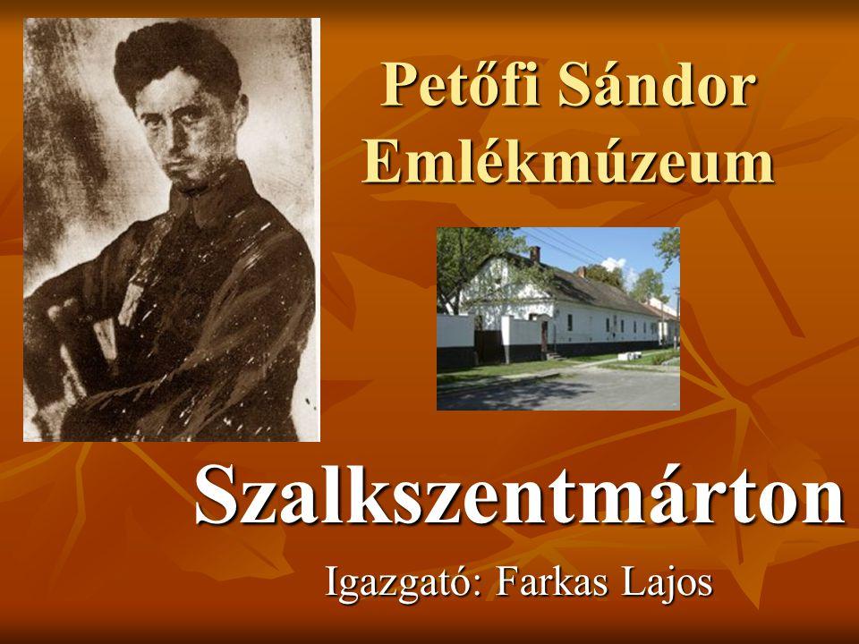 Petőfi Sándor Emlékmúzeum