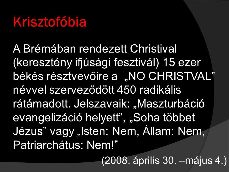 Krisztofóbia
