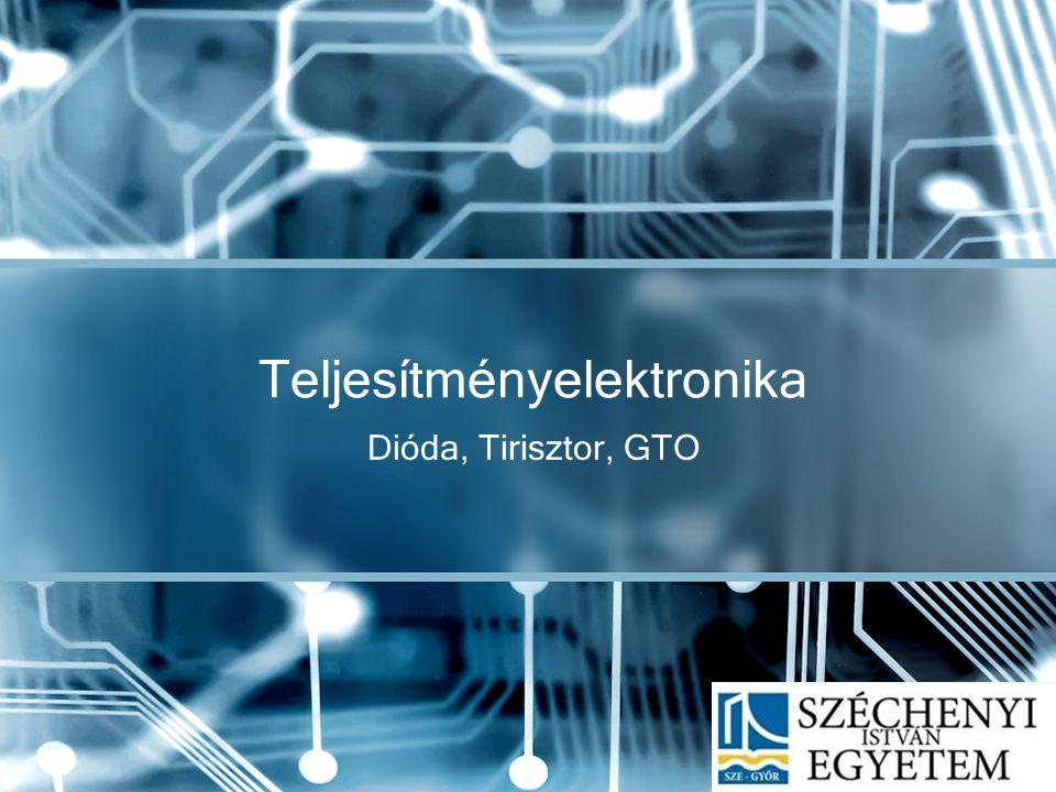 Teljesítményelektronika