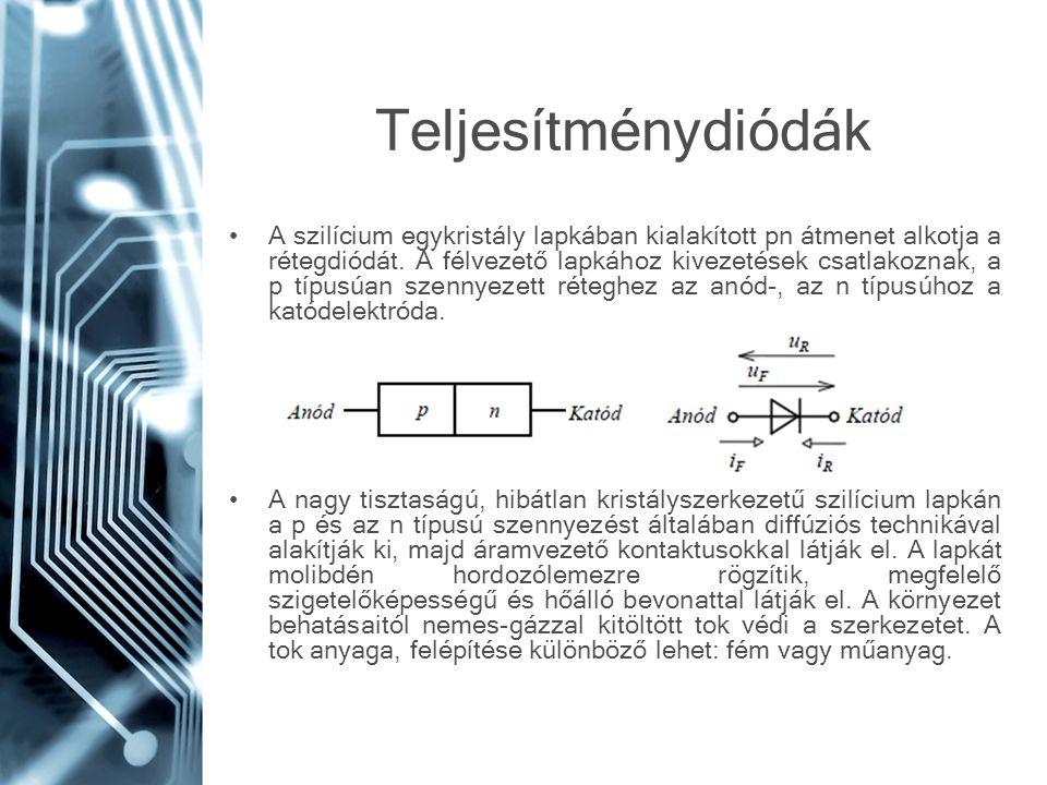 Teljesítménydiódák