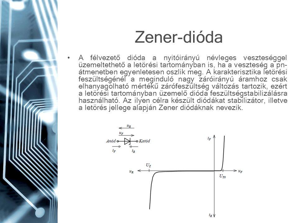 Zener-dióda