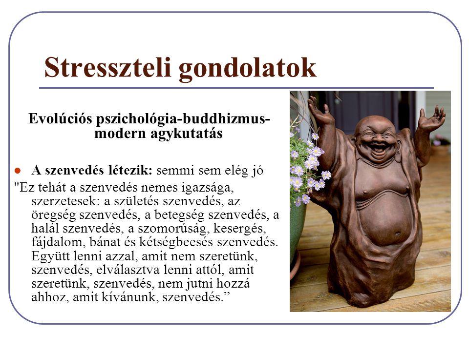 Stresszteli gondolatok