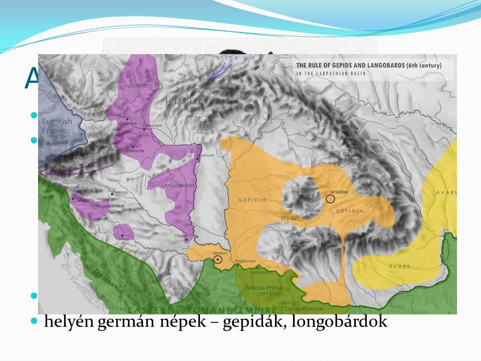 A Római Birodalom bukása után