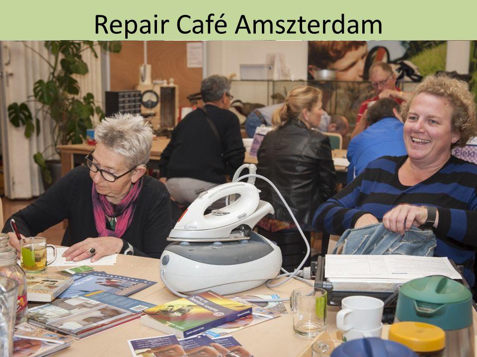 Repair Café Amszterdam